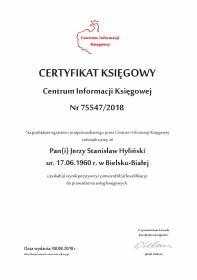 """Biuro Rachunkowe """"Podatki pod kontrolą"""" Jerzy Hyliński - Biuro rachunkowe Bielsko-Biała"""