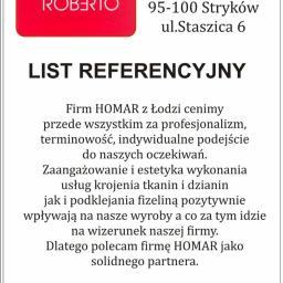 Szwalnia Łódź 8