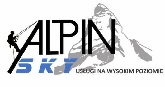 Specjalistyczne Usługi Wysokościow0- Budowlane Alpin-sky Marcin Walewski - Czyszczenie Dachów Świdnica