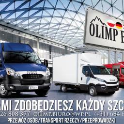 olimp bus - Przeprowadzki międzynarodowe Jasionka