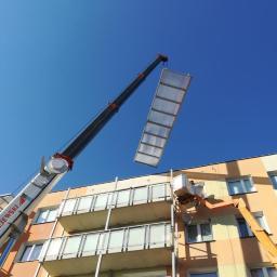 Zabudowa balkonu Gorzów Wielkopolski 2