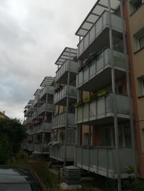 MARIUSZ SŁOMIŃSKI - Zabudowa balkonu Gorzów Wielkopolski