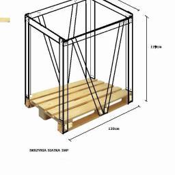Drewno kominkowe Pieniężno 2