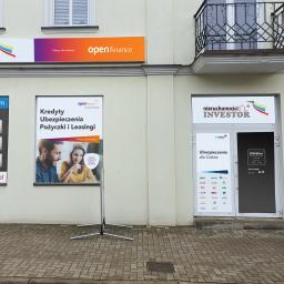 Open Finance - Open Brokers & INVESTOR NIERUCHOMOŚCI - Ubezpieczenia na życie Biała Podlaska