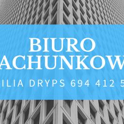BIURO RACHUNKOWE EMILIA DRYPS - Biuro rachunkowe Ciechocinek