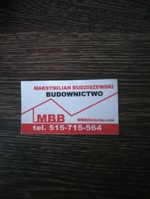 MBB - Budowa domów Przasnysz