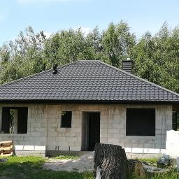 dachymazowsze.pl - Malowanie elewacji Mokas 23