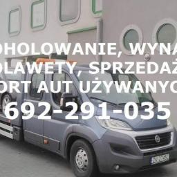 AUTO KOMIS U KWIATKA - Transport Brzeżno