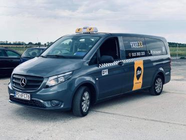 TAXI 33 Goleniów - Firma transportowa Goleniów