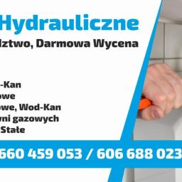 Usługi Hydrauliczne Mateusz Olkowicz - Instalacje sanitarne Zyck nowy