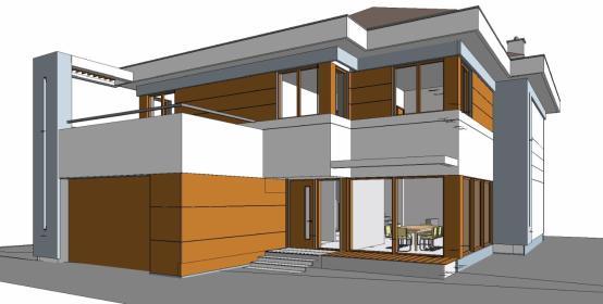 Fabryka Architektury - Projekty Domów Nowoczesnych Tuchom