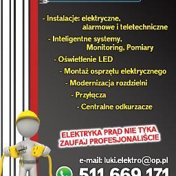 Luki Elektro - Systemy Alaramowe do Domu Poręba radlna