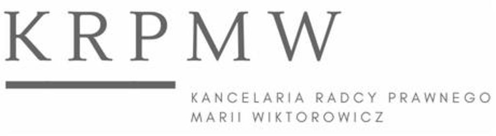 Kancelaria Radcy Prawnego Maria Wiktorowicz - Obsługa prawna firm Gdynia