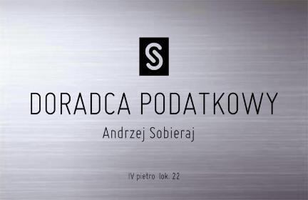 Kancelaria Doradcy Podatkowego Andrzeja Sobieraja - Usługi Podatkowe Poznań
