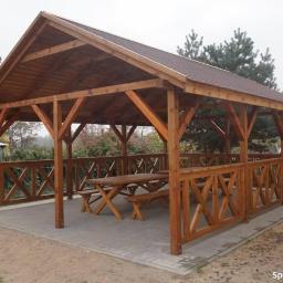 Przedsiębiorstwo Wielobranżowe Dan-Bud Danuta Kujawa - Skład Drewna Zagórów