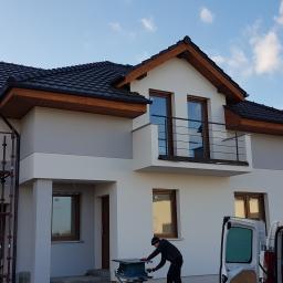 Usługi ciesielskie budowlane - Usługi Kąkolewo