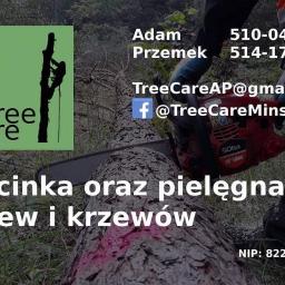 Tree Care - Prace działkowe Mińsk Mazowiecki