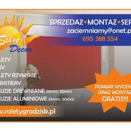 Sundecor - Rolety Velux Grodzisk Mazowiecki