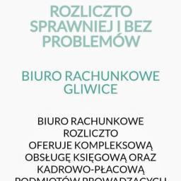 Edyta Golenia Biuro Rachunkowe Rozlicz To - Kadry Gliwice