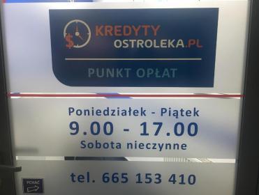 KREDYTYOSTROLEKA.PL - Kredyt hipoteczny Ostrołęka