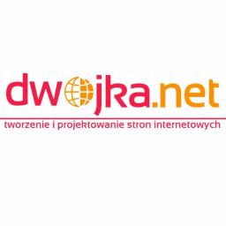 dwojka.net - usługi informatyczne - Projektowanie logo Gdańsk
