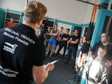 Mario Calisthenics - Kluby sportowe, treningi Wrocław