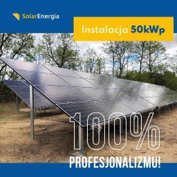 Instalacja 50kWp