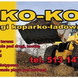 AKO-KOP - Budowa dróg Góra Kalwaria