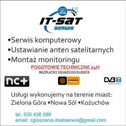 IT-SAT SERWIS - Firma IT Zielona Góra