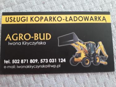 AGRO-BUD - Wywóz Gruzu Kozielice