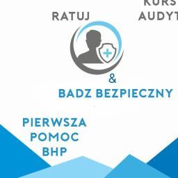 Ratuj & Bądź Bezpieczny - szkolenia i kursy. BHP & Pierwsza Pomoc - Łukasz Pietrzak - BHP, ppoż, bezpieczeństwo Warszawa
