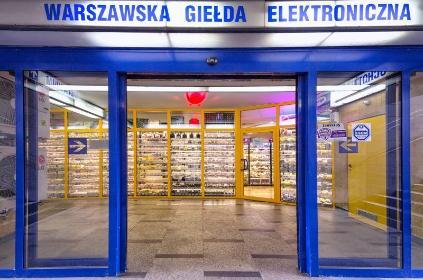 Warszawska Gie艂da Elektroniczna - Magazyny do wynaj臋cia Warszawa