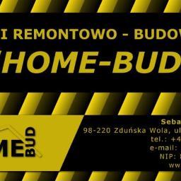 home-bud - Elewacje Zduńska Wola