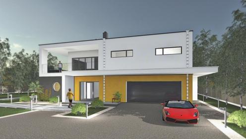 Projekty domów Radom