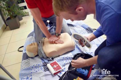 Life - ratownictwo medyczne - Kurs pierwszej pomocy Racibórz