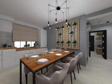 Projekt Studio Dagmara Hus - Architekt wnętrz Chełm