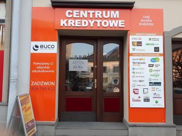 Sara Słownik Centrum Kredytowe - Kredyt gotówkowy Bielsko-Biała