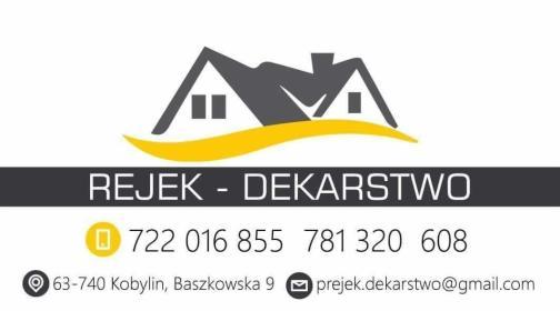 Rejek Przemysław - Dekarz Kobylin