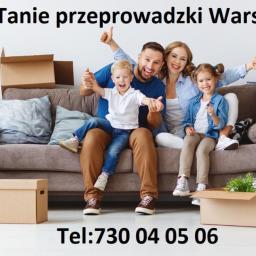 Manatki24 Paweł Brzozowski - Przeprowadzki Wołomin