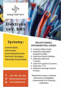 Segreenex Sebastian Krawczyk - Agencja ochrony Kraków