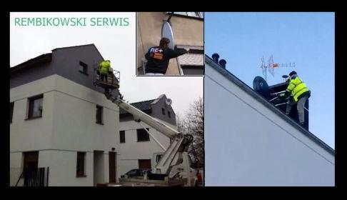 Mikołaj Rembikowski Serwis - Montaż anten Poznań