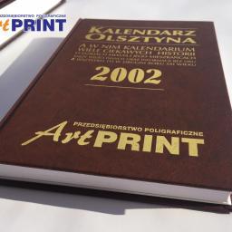 Druk katalogów i folderów Olsztyn 1