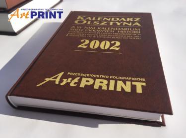 Art Print Drukarnia - Druk katalogów i folderów Olsztyn