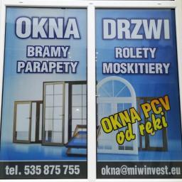 Okna PCV Jasło 1