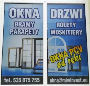 M&W Invest Sp. z o.o. - Parapety Jasło