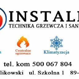INSTALEX Technika Grzewcza i Sanitarna - Remont łazienki Brusy