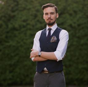 Łukasz Mroziewicz- Trener Sprzedaży - Szkolenia sprzedażowe Katowice