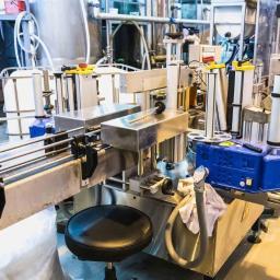 Czyszczenie maszyn i linii produkcyjnych
