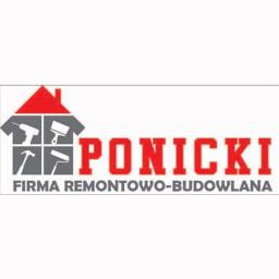 Firma Remontowo - Budowlana Marcin Ponicki - Firmy Poronin