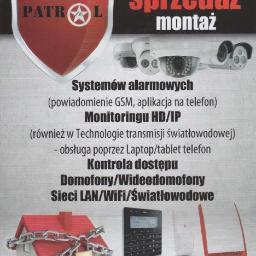 Patrol K2 - Serwis Alarmów Dębica